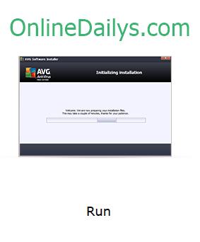 avg run