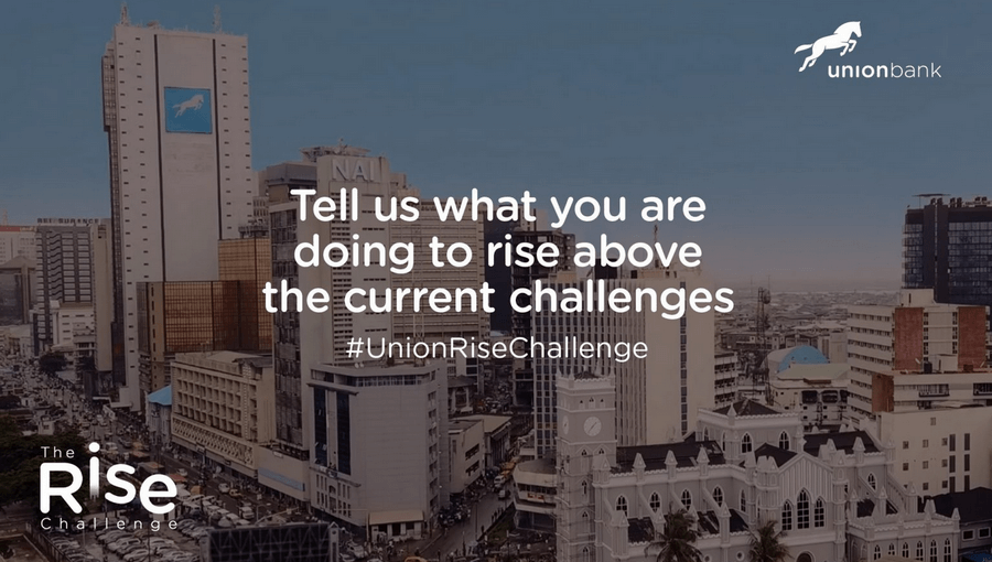 Union Bank The Rise Challenge image