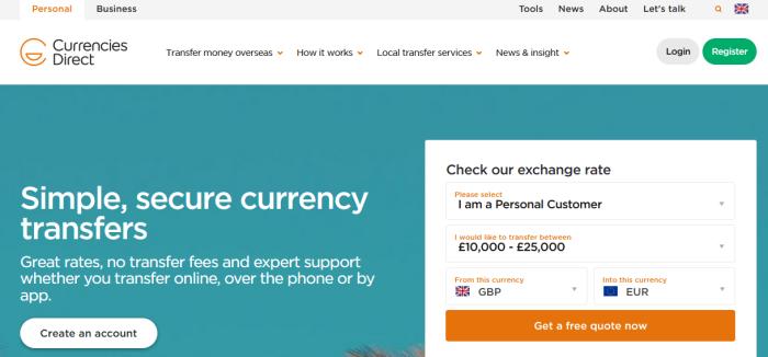 CurreniesDirect image