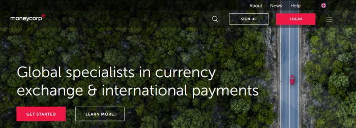 MoneyCorp money transfer image